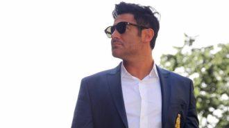تمرین سوپر استار سینمای ایران با ملی پوش بوکس