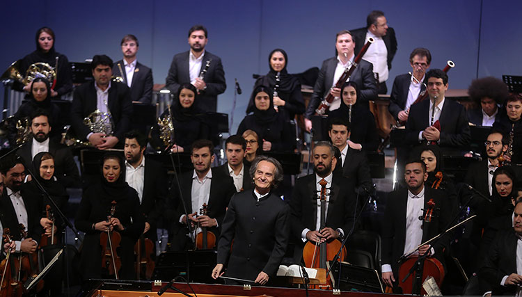 آخرین اجرای ارکستر سمفونیک تهران در سال ۹۶ برگزار میشود