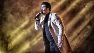 گزارش تصویری از کنسرت ۵ اسفند بهنام بانی در تهران