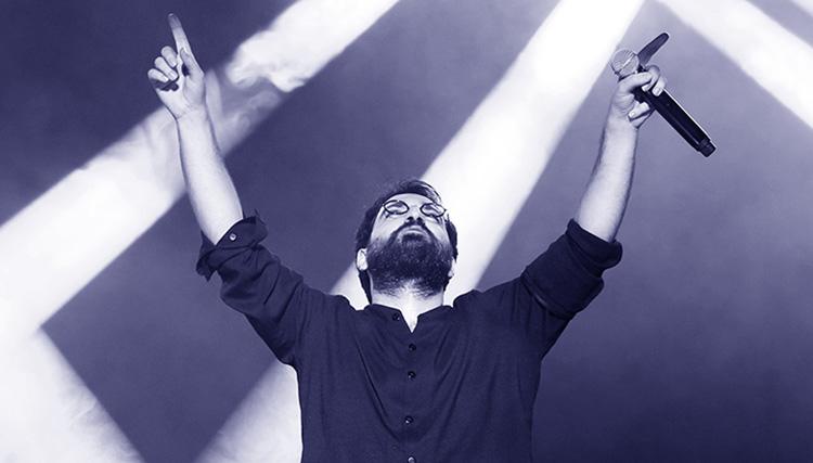 برانکو ایوانکوویچ مهمان ویژه کنسرت «چارتار» شد!