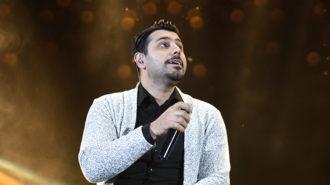گزارش تصویری از کنسرت ۴ اسفند احسان خواجه امیری در تهران