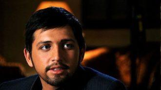 کنایه مالی و عجیب محسن افشانی به وزیر راه + عکس