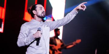 آخرین اجرای سال امیرعباس گلاب در پایتخت