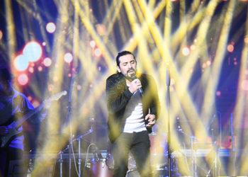 گزارش اختصاصی از کنسرت امیرعباس گلاب در ساری