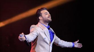 آخرین کنسرت سال ۹۶ بابک جهانبخش در تهران