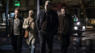 حمید فرخ نژاد، طناز طباطبایی و صابر ابر در فیلمی جدی همکاری می کنند