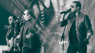 جدیدترین کنسرت گروه «سون» در تهران برگزار شد