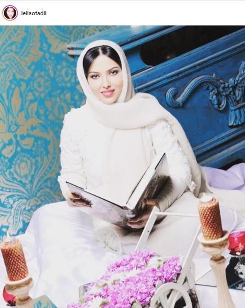 لیلا اوتادی بازیگر زن سینما