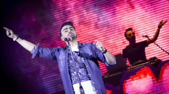 کنسرت پازل بند در تهران برگزار شد