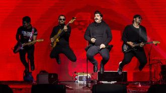 کنسرت بهنام بانی در اردبیل برگزار شد