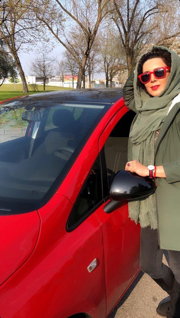 لیلا بلوکات بازیگر زن سینما