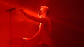 کنسرت سیروان خسروی در چالوس برگزار شد