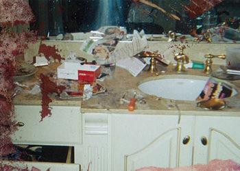 کانیا وست ۸۵ هزار دلار برای عکسی از دستشویی خانه ویتنی هیوستون پرداخت
