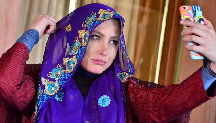فریبا نادری بازیگر زن ایرانی