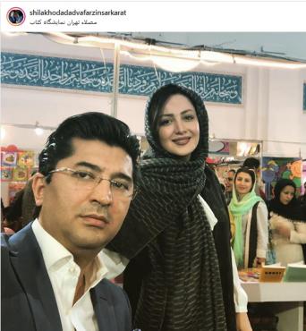 شیلا خداداد بازیگر مشهور سینما