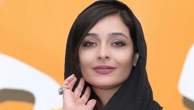 چهره بهت زده «ساره بیات» در کنار بازیگر مرد سینمای ایران + عکس
