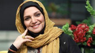 پوشش عجیب الهام پاوه نژاد در کنار زوج مشهور سینما + عکس