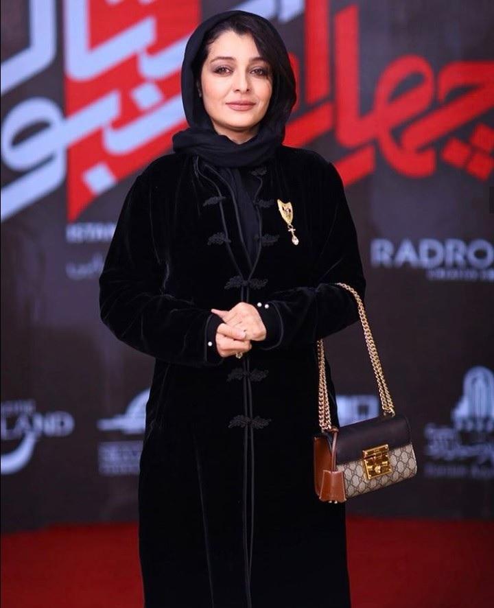 ساره بیات بازیگر زن مشهور ایرانی