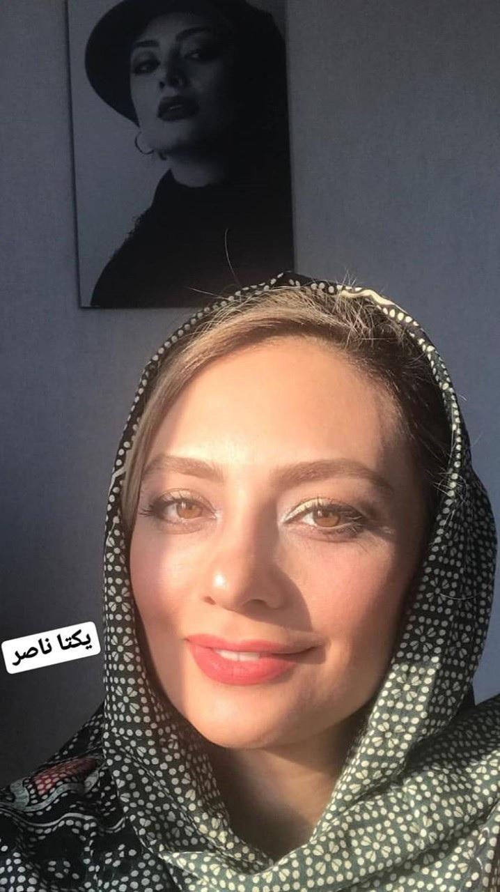 یکتا ناصر بازیگر مشهور سینما