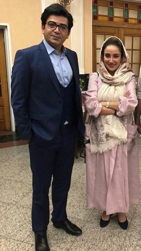 فرزاد حسنی مجری مشهور