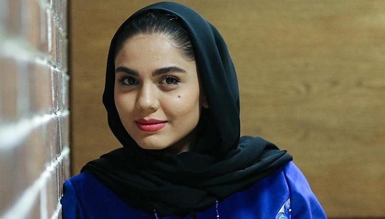 آزاده زارعی بازیگر زن ایرانی