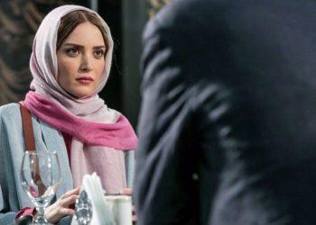 بهنوش طباطبایی بازیگر زن ایرانی