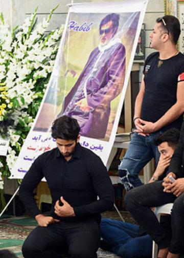 گزارش ویدیویی از مراسم دومین سالگرد درگذشت حبیب