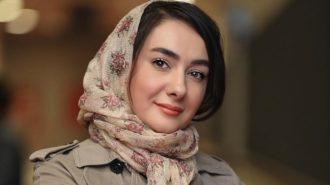 «هانیه توسلی» در کنار دختری که قربانی اسید پاشی شد + عکس
