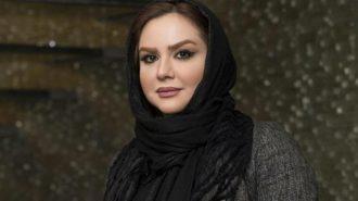 اولین مجری زن ایرانی در استادیوم! + عکس