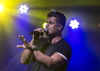 کنسرت شهاب مظفری در اردبیل برگزار شد