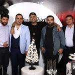 جشن تولد رضا شیری