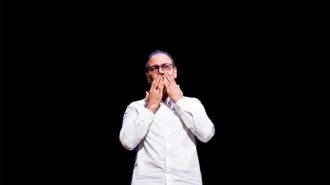 گزارش تصویری از کنسرت علیرضا قربانی در اردبیل