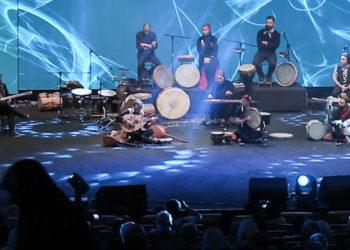 کنسرت گروه رستاک (گزارش ویدیویی)