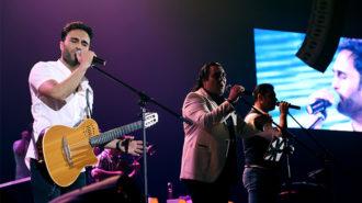 کنسرت گروه سون در تهران برگزار شد