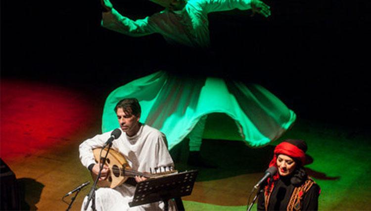 آقای سماع کنسرت «نگاهی به موسیقی خاورمیانه» را در تبریز روی صحنه میبرد
