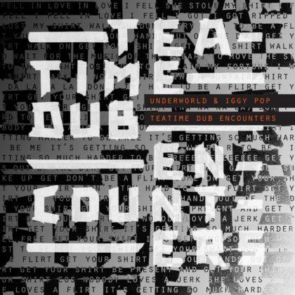 آلبوم Teatime Dub Encounters