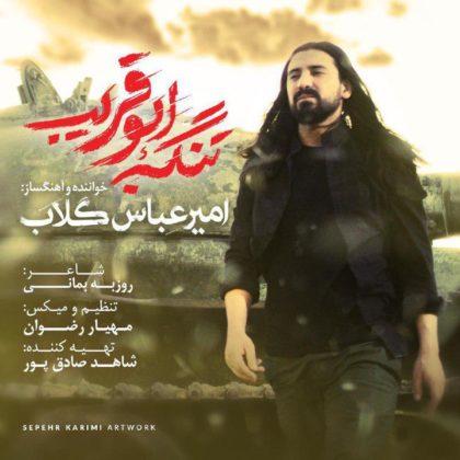 دانلود آهنگ تنگه ابوقریب از امیر عباس گلاب