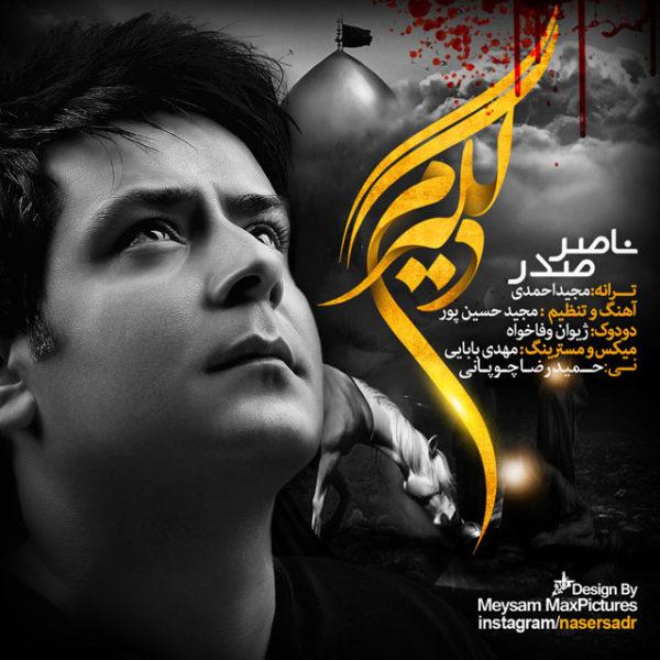 دانلود آهنگ دلگیرم از ناصر صدر
