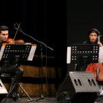 عکس کنسرت سالار زمانیان و شهریار ایمانف ۱۷ مرداد