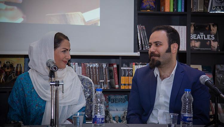 آرش فولادوند: تلاش ما نشان دادن صلحطلبی مردم ایران است