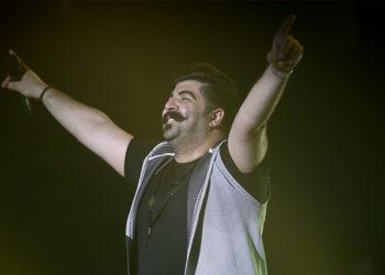 کنسرت بهنام بانی برای سومین بار در ساری برگزار شد