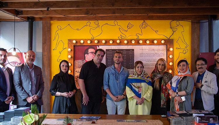 دومین اثر «محمد خلج» با نام «فاصله» رونمایی شد