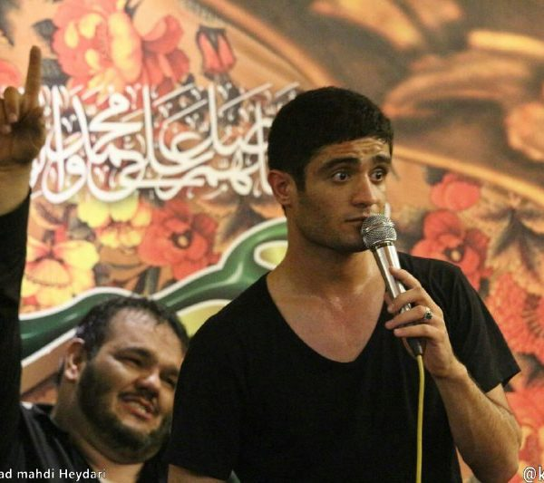 دانلود مداحی چقدر صحرا تاریکه از محسن عراقی