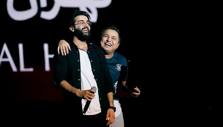 «هوروش بند» برای نخستین بار در تهران رویال هال روی صحنه رفت