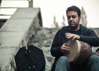 تنبک نوازی قطعه «ساز پاییز» امیر حسین طریقت