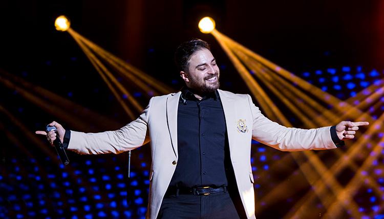 کنسرت بابک جهانبخش در ساری برگزار شد