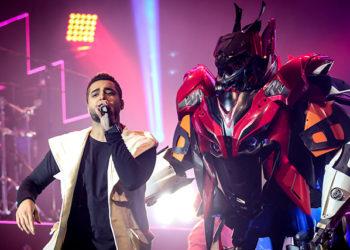 کنسرت گروه «ماکان» در سالن میلاد نمایشگاه برگزار شد/ انتشار قطعات جدید در آذرماه