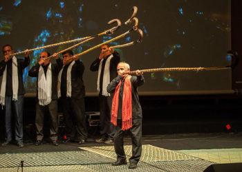 دومین شب از پنجمین دوره فستیوال موسیقی آیینه دار برگزار شد/ از موسیقی شهری گیلان تا نغمههای عرفانی گلستان