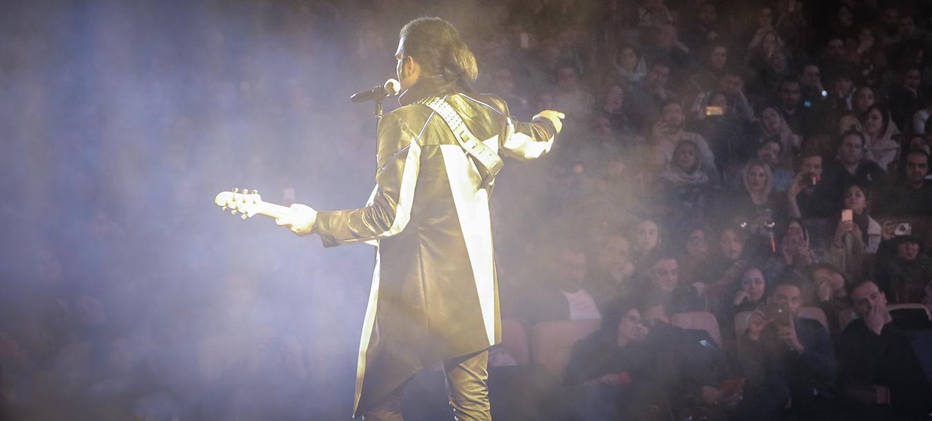کنسرت ۲۰ سال با رضا یزدانی (گزارش ویدیویی)