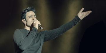 نخستین اجرای ایوان بند در کنسرت «عالیجناب»